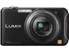 Panasonic DMC-SZ5K - LUMIX DMC-SZ5 14.1 Megapixel WI-FI Capable Digital Communication Camera