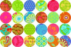I just discovered Pillow & Maxfield! These fabrics are wonderful!!! So fun and fresh and vibrant! Can't wait to make something with them, but which to choose....oy!