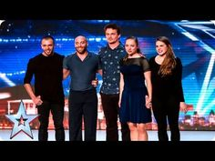 Another Kind Of Blue are a dream come true | Week 2 Auditions | Britain's Got Talent 2016 - YouTube