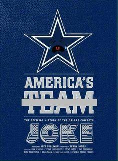 Dallas Cowboys Jokes, Cowboys Memes, Nfl Jokes, Football Jokes, Redskins Football, Redskins Fans, Funny Sports Memes, Sports Humor, Nfl Saints
