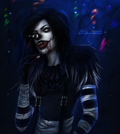 Creepypasta - Laughing Jack by AmericanDork.deviantart.com on @DeviantArt