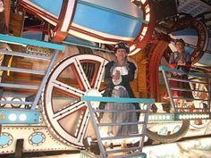 Harlequin Foggs World Tour Carnival 2015, Ferris Wheel, Fair Grounds, Tours, World, Travel, Viajes, Trips, The World