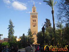 Mezquita Koutoubía, Marrakech