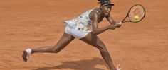 Venus Williams and Serena Williams are in 2nd Round of French Open