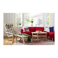 Love the livingroom TISDAG LED floor lamp - IKEA