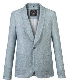 """T-Jacket SS 2016 single-breasted """"Deep Alga"""".  Discover the new collection on www.tonello.net"""