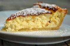 Zitronenkuchen mit Fromage Blanc