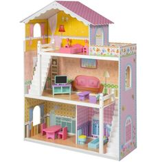 Toys & Hobbies New Fashion Diy Dollhouse Toy Doll House Kit Miniature Wooden Puzzle Casa De Boneca Children Birthday Gift Toys--star Language Wish Can Be Repeatedly Remolded.