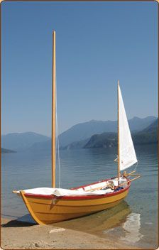 Wooden Boat Shop :: Boat Building & Boat Design near Nelson, BC, Kootenays