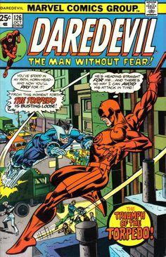 Daredevil Vol 1 - #126