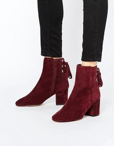 asos reni suede ankle boots 83-30%