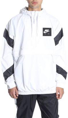 Nike 932137-100 Nsw Jktwhite black Nike Jacket 621c5abda9ff