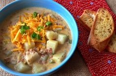 #CookClub recipe No. 10: Cheeseburger Chowder | Things to do in Tampa Bay | Tampa Bay Times