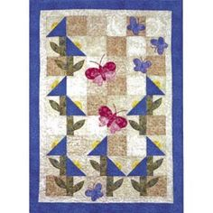 Bluebell Meadow Quilt Pattern