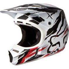 Fox Racing V4 Forzaken Helmet 2014