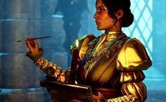 Leading the Pack: Josephine Montilyet From 'Dragon Age' | FemHype