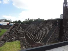 Tlatelolco - Templo Maior - Cidade do México