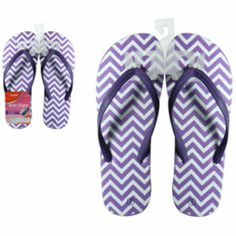 31441803c Women s Chevron Flip Flops Sizes 5-10