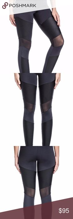 Brazil Wear Leggings Stylish leggings guaranteed to boost your activewear look. Made with compression fabric with fast drying and breathable Legging boost mesh and contrasting fabric inserts. Medium rise for increased coverage and comfort  Suitable for Running, Yoga, Pilates, Gym, Dance and More! Contoured Waistband Gusset Lining Moisture wicking  FABRIC INFO: Emana® Technology 84% Polyamide / 16% Spandex       Absorbs body heat and emanates far infrared rays back to the body  High…