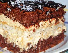 Ciasto cappuccino - Przepis - Onet Gotowanie