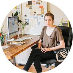 Eva Black : LA-based graphic designer focused on crafting beautiful brands in web and print.