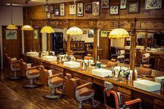 luxury barbershop - Google Search