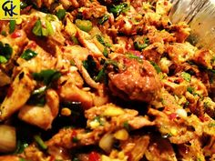 A favorite Nepali Dish - Chicken Choila - Charbroiled Chicken with roasted cumin, coriander, ginger, garlic, lime juice Indian Food Recipes, Asian Recipes, Ethnic Recipes, Nepalese Recipes, Nepal Food, Recipes From Heaven, Asian Cooking, International Recipes, Chicken Recipes