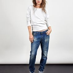 Denham - jeans 'point' // #Studio25Finland