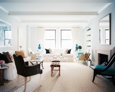 Designer Lilly Bunn Weekes helps a growing family make a home in a gracious Manhattan apartment.