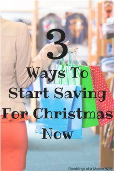 3 Ways To Start Savi