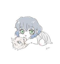 Anime Chibi, Manga Anime, Anime Bebe, Otaku, Bae, Dragon Slayer, Slayer Anime, Cute Little Things, Anime Demon