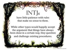 Different Personality Types, Intj Personality, Myers Briggs Personality Types, Intj And Infj, Infp, Typewriter Series, Sylvia Plath, Ernest Hemingway, Thats The Way