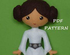 PDF pattern to make a felt Groot. by Kosucas on Etsy