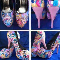 Disney shoes