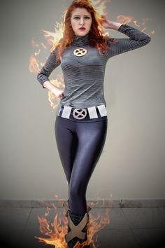 https://flic.kr/p/EiToRC | #119 of 365 - Jean Grey of New X-men | That is my favorite Jean costume *_*