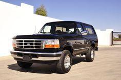 Gorgeous Full-Sized Bronco. Worth $26,000?
