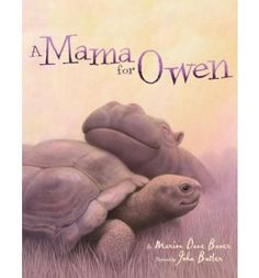 Mama for Owen by Marion Dane Bauer - Owen the baby hippo and his mama were best friends. They loved to play hide-and-seek on the banks of the Sabaki River in. Giant Tortoise, Baby Hippo, Mentor Texts, We Are Family, Read Aloud, Story Time, Book Lists, Reading Lists, Book Review