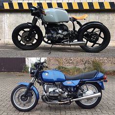 BMW Bobber - - Cars and Motorcycles - Motorrad Cafe Racer Honda, Cafe Bike, Cafe Racer Bikes, Cafe Racer Build, Bobber Bmw, Motos Bobber, Bobber Bikes, Cafe Racer Motorcycle, Cool Motorcycles