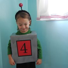 robobaby costume tutorial