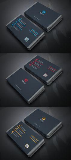 Business Card Templates PSD