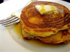 Pardon My Crumbs: Gourmet Magazine: Dec. '93 Pancake Recipe