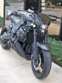 10 z1000 headlight on finally - Custom Fighters - Custom Streetfighter Motorcycle Forum