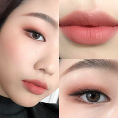 Korean Make Up Look Korean Eye Make-Up Natural Look Everyday Look I Aki Warinda