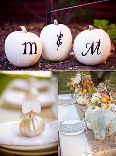 Beckylynn's blog: When you are choosing for the centerpieces for ...