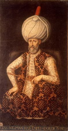 Sultan Suleiman I the Magnificent 17th century Found in the collection of…
