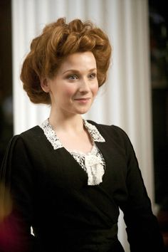 Mr. Selfridge...Amy Beth Hayes