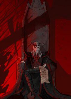 Melkor Was Here Sauron Valentines