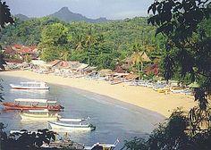 Padangbai beach, Bali