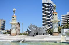 https://flic.kr/p/teqqLV | Parque de la España Industrial. Barcelona