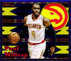 NBA Player Edit - Paul Millsap